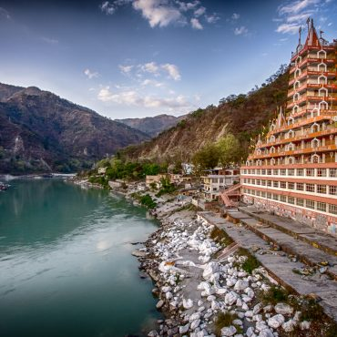 Golden Triangle Tour With Rishikesh